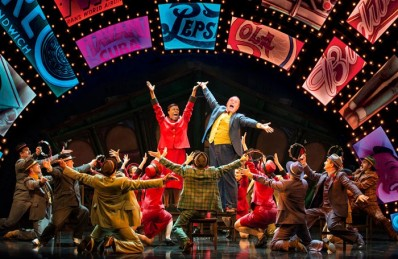 Guys and Dolls photo by Paul Coltas