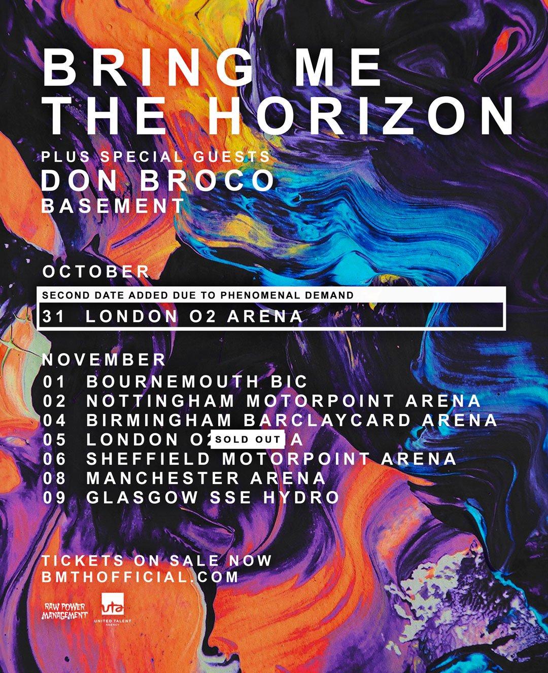 BMTH-uk-tour-2016