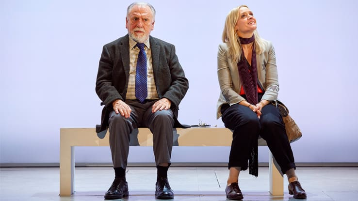 Kenneth Cranham and Anne-Marie Duff
