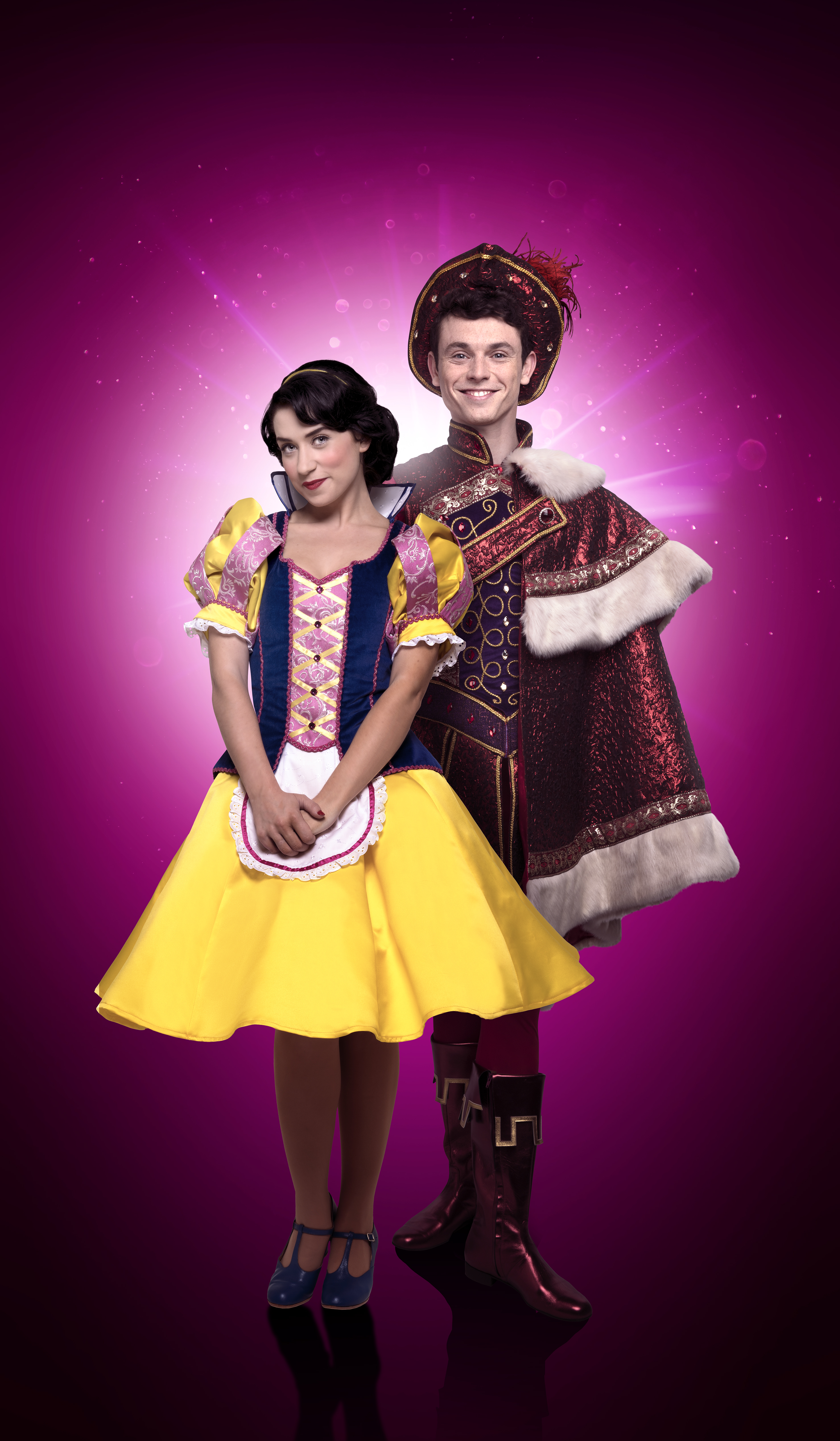 Charlie Stemp and Danielle Hope Join Snow White cast