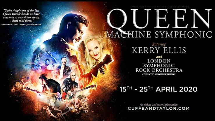 Best Rock Bands 2020 Queen Machine announce 2020 UK tour dates | Ticketmaster UK Blog